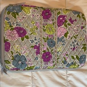 Vera Bradley 15 inch laptop case